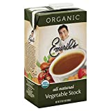 Emeril's Stock All Natural Vegetable, 32-Ounce (Pack of 6)