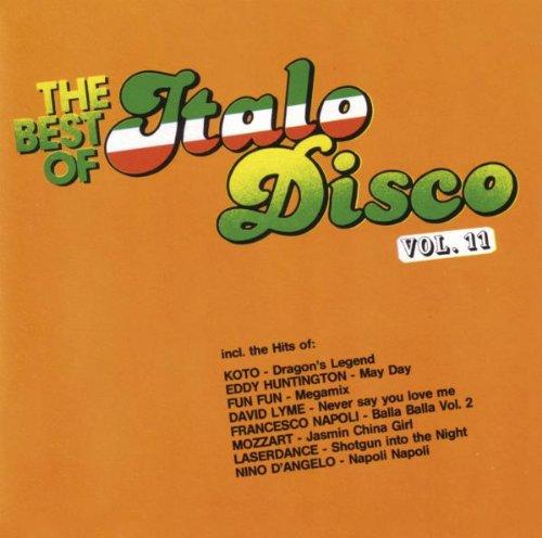 Best of Italo Disco 11