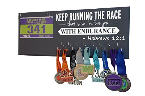 RunningontheWall Hanger Display RUNNING ENDURANCE product image