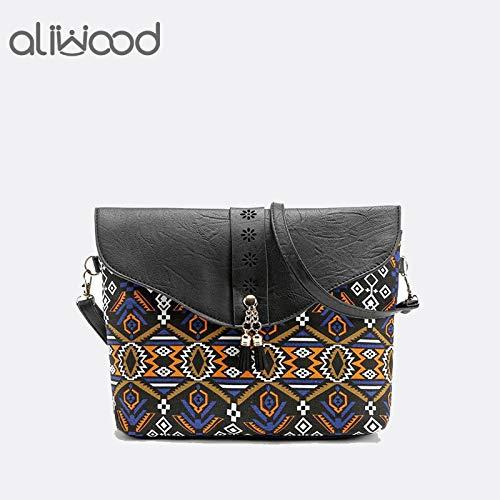 Amazon.com: 2018 printing Women bag Summer handbags Sweet ...