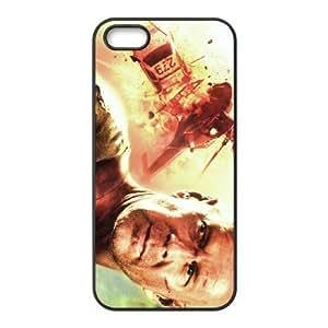 Die Hard iPhone 5 5s Cell Phone Case Black Mlixm