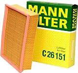 air filter bmw x5 - Mann-Filter C 26 151 Air Filter