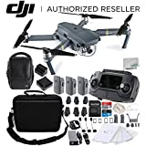 DJI Mavic Pro Fly More Combo Collapsible Quadcopter Water-Resistant Rugged Compact Storage Case Bundle