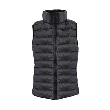 193a1675a43 Harson&Jane Women's Ultralight Down Gilet with 90%White Duck Down  Collapsible Outdoor Light Gilet (