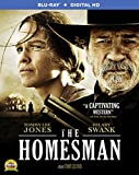 The Homesman [Blu-ray + Digital HD]