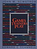 Games Trainers Play 1st Edition