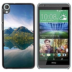 """For HTC Desire 820 , S-type Naturaleza"""" - Arte & diseño plástico duro Fundas Cover Cubre Hard Case Cover"""