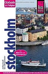 Reise Know-How CityGuide Stockholm mit Mälarsee und Schärengarten: Reiseführer mit Faltplan