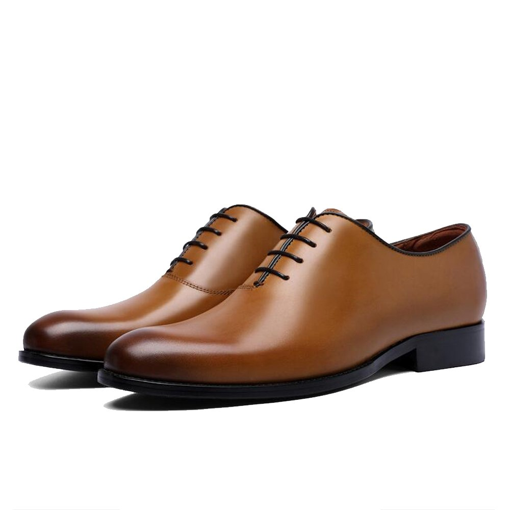 GAOLIXIA Herrenschuhe Herrenschuhe Herrenschuhe - Business-Dress-Schuhe - Tragbare Außensohle Bequeme Schuhe - Derby-Schuhe Lace Up Formale Business-Schuhe 4925ad