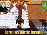 Clip: Huge Wins With The New Hunting Rifle At Fortnite Battle Royale!