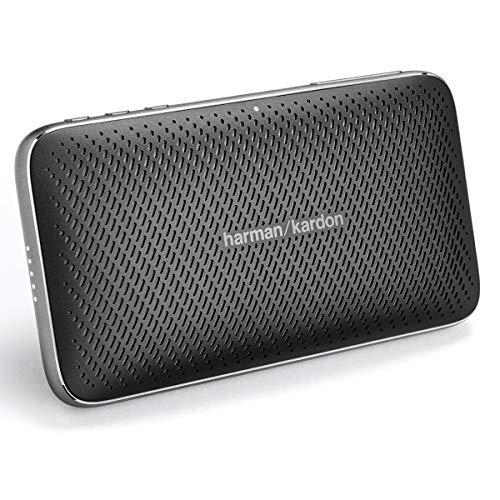 JBL HKESQUIREM2BLKAM Harma Kardon Esquire Mini 2 Ultra-Slim and Portable Premium Bluetooth Speaker - Black