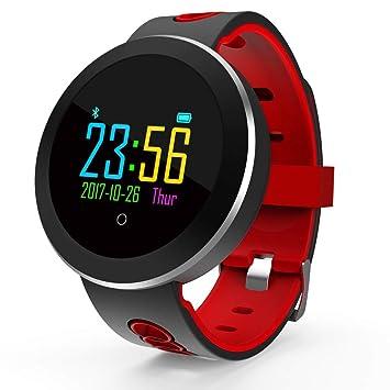 HY Montre Connectée, Smartwatch, Bracelet Futé DÉcran de Couleur avec Le Podomètre