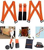 Moving Straps Moving Furniture shoulder Strap Efficiently Move, Lifting Strap Easy, Carry Heavy