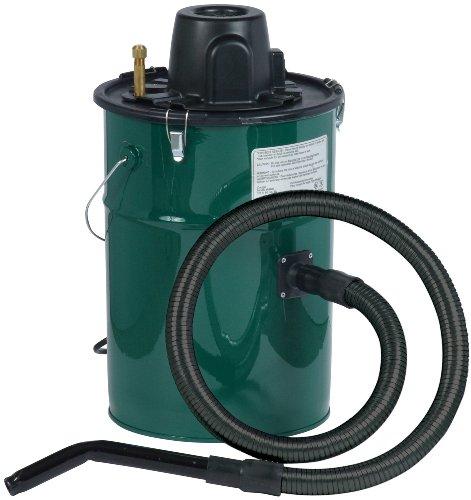 Dustless Cheetah Ash Vacuum, Green, Made in USA