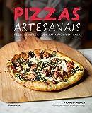 capa de Pizzas Artesanais
