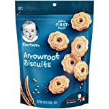 Gerber Arrowroot Cookies Pouch, 5.5 Ounce