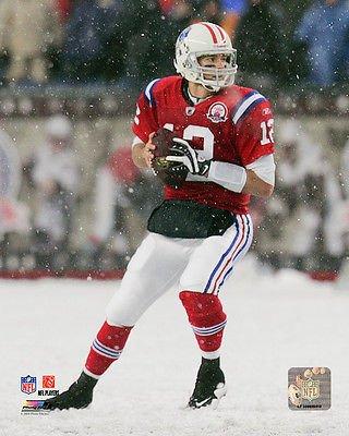 best loved cf7a4 a6a02 Amazon.com: Tom Brady New England Patriots snow game ...