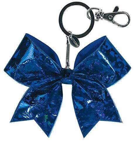 Chassé Mini Crystal Bow Keychain - (Holographic Keychain)
