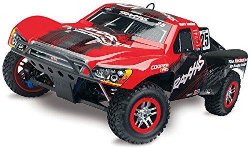 Traxxas Slayer Pro 4X4: 1/10-Scale Nitro-Powered 4WD Short Course Racing Truck with TQi 2.4GHz Radio & TSM, Mark Jenkins