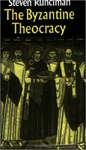 Amazon.com: The Byzantine Theocracy: The Weil Lectures, Cincinatti ...