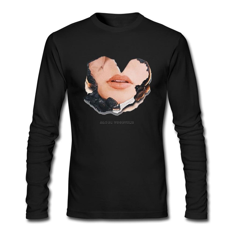 IIOPLO Men's I am Ready Skizzy Mars Long Sleeve T-shirt
