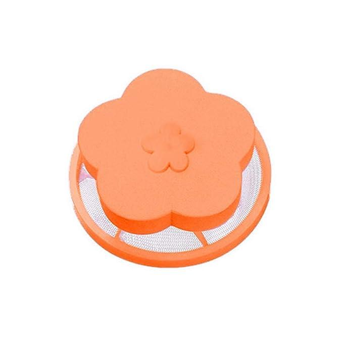 Mymyguoe 4X Bola de lavandería Bolsa de Filtro de Flotador Universal Lavadora Dispositivos de Limpieza de Lana para Mascotas: Amazon.es: Ropa y accesorios