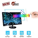 21.5 Inch Monitor Screen Protector -Blue Light Filter, Eye Protection Blue Light Blocking Anti Glare Screen Protector for 21.5' Widescreen Desktop Monitor with 16:9 Aspect Ratio Screen(476x268 mm)