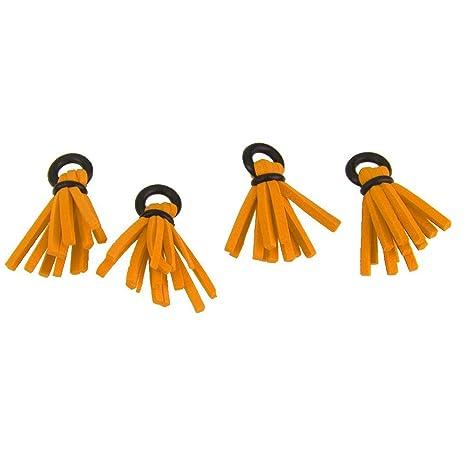 Ukallaite 4 piezas de paraguas en forma de flotador de espuma para uso en exteriores,
