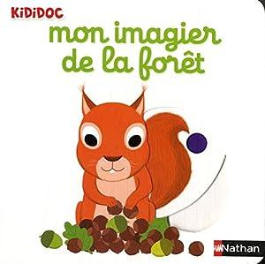 """Afficher """"Mon imagier de la forêt"""""""