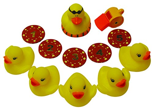 Chuck The Duck Party Pool Game