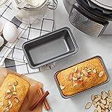 Instant Pot Official Mini Loaf Pans, Set of