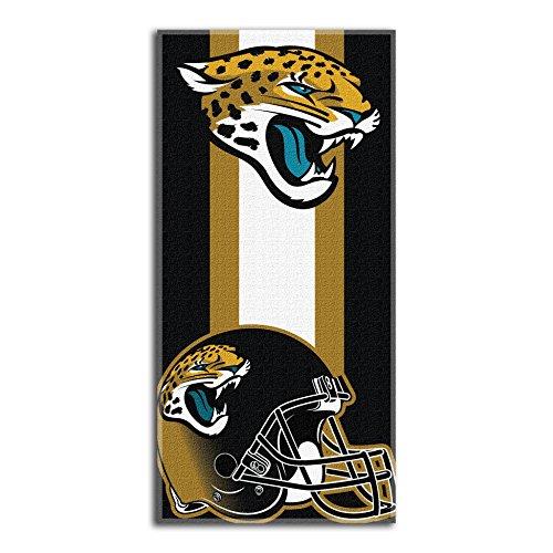 "NFL Jacksonville Jaguars ""Zone Read"" Beach"