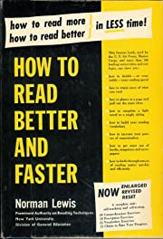 How to Read better and Faster Third Edition…