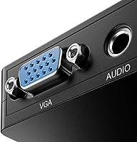 deleyCON Convertidor VGA a HDMI 1x Salida HDMI 1x Entrada VGA 1x Conector Jack de 3,5mm de Entrada de Audio Convertidor de Señal para PC TV Proyector Monitor: Amazon.es: Electrónica