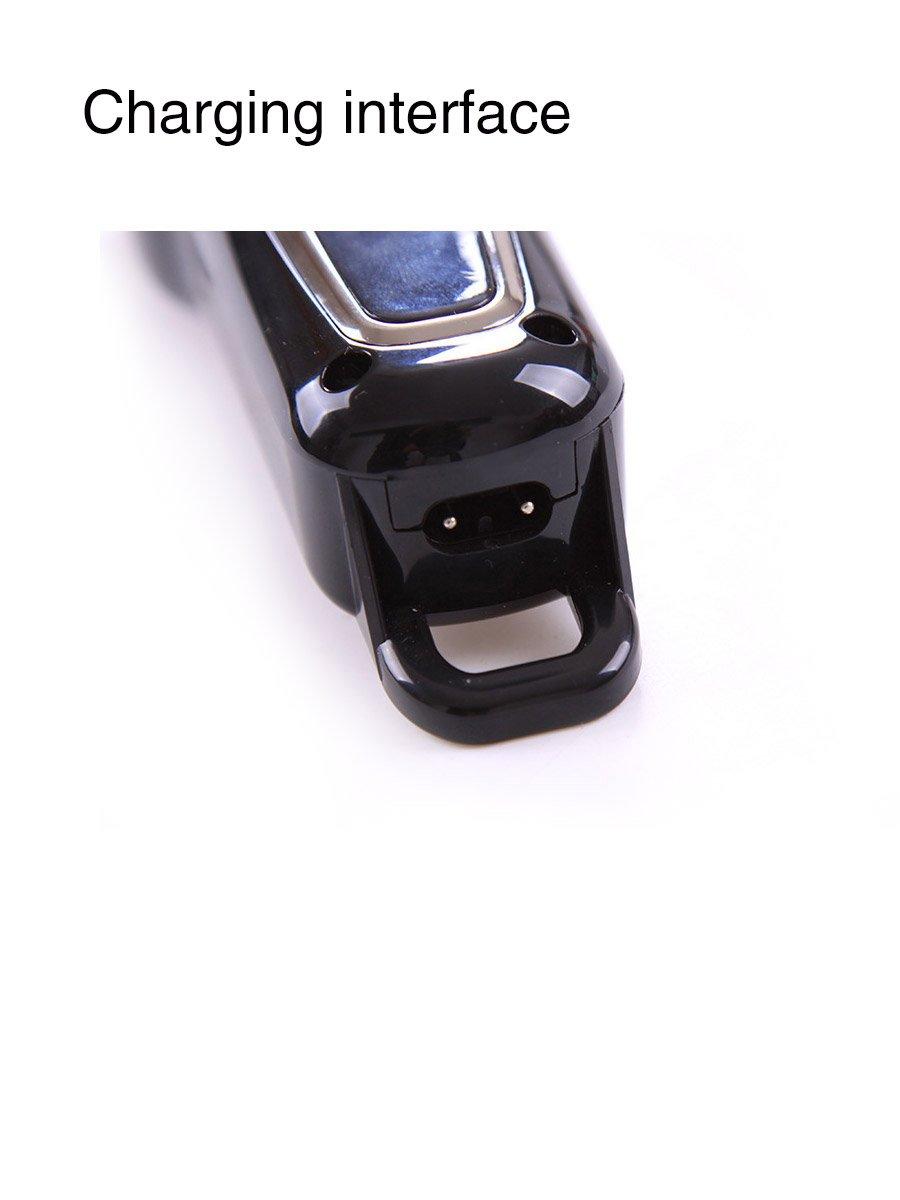 20 W Turbo Barber cortapelos profesional cortador de pelo Trimmer Hombres eléctrico máquina de corte de pelo corte de pelo herramienta 110 V-240 V: ...