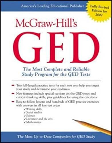 mcgraw hill ged 2014