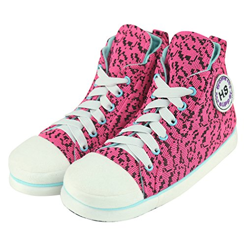 Hot Womens Indoor House Sneakers Slipper Slippers Boots Home Fashion Pink Warm Winter 1vwRWxT