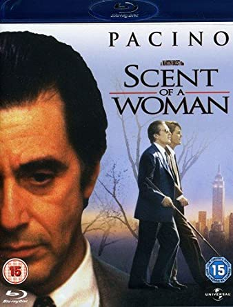 Amazon Scent Of A Woman Blu Ray Al Pacino Chris Odonnell
