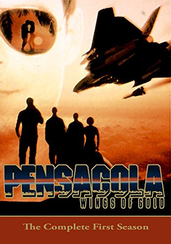 Pensacola: Wings of Gold – The Complete First Season (5 DVD Set) (Pensacola Stores)