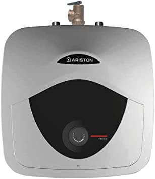 Ariston Andris 8 Gallon 6 Year 120 Volt Point Of Use Mini Tank Electric Water Heater Amazon Com