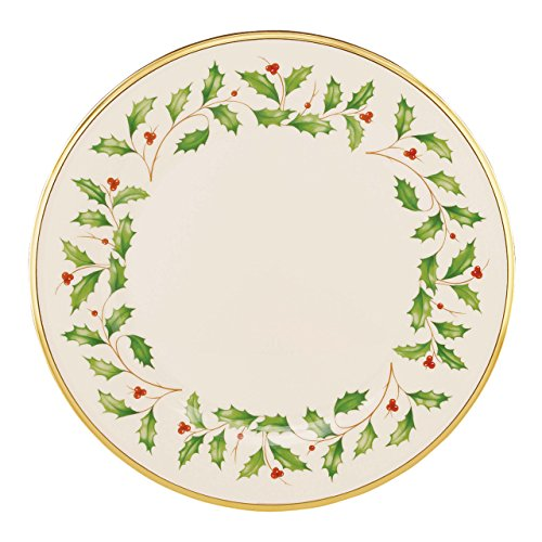Lenox Holiday Dinner Plate - Lenox Warehouse Store