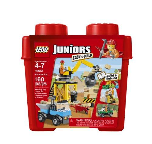 Amazon Lego Juniors 10667 Construction Toys Games