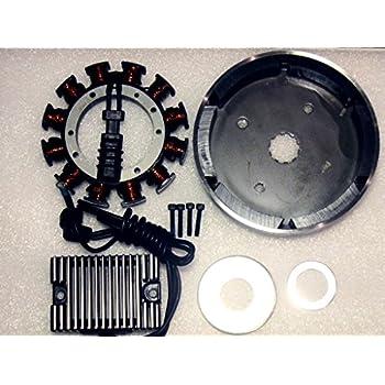 HARLEY DAVIDSON FLT//FLH 45 AMP CHARGING SYSTEM 1999-01 29999-97B 29987-99A