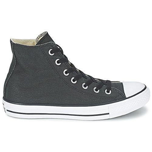 Negro Zapatillas Coat altas unisex Hi Converse Ct Wash wTqSSa