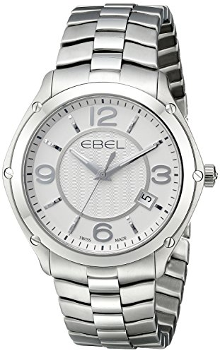 EBEL-Mens-1216175-Sport-Stainless-Steel-Watch