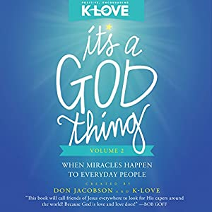 It's a God Thing, Volume 2 Audiobook