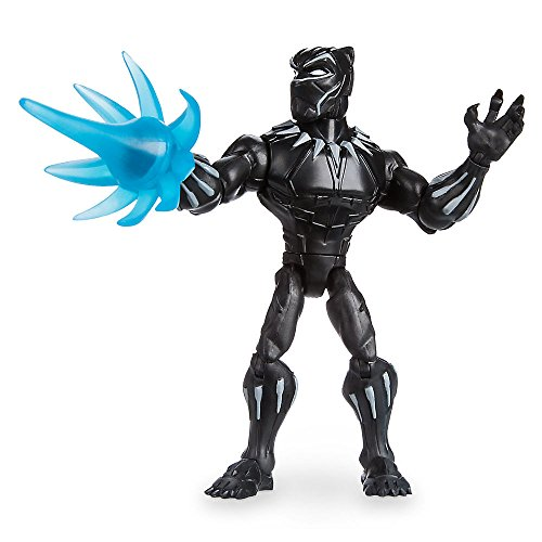 Black Panther Action Figure - Marvel Toybox461016172561