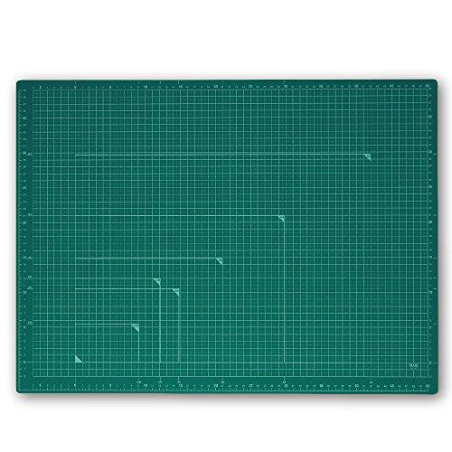 Plus cutting mat A2 size Green CS-A2 GR 48-586 (japan import)
