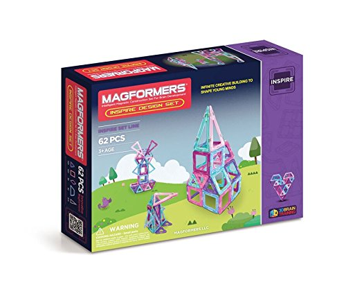 Expert choice for magformers inspire design set