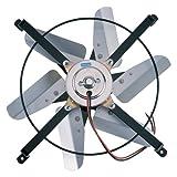 Perma-Cool 19115 16'' HP Electric Fan
